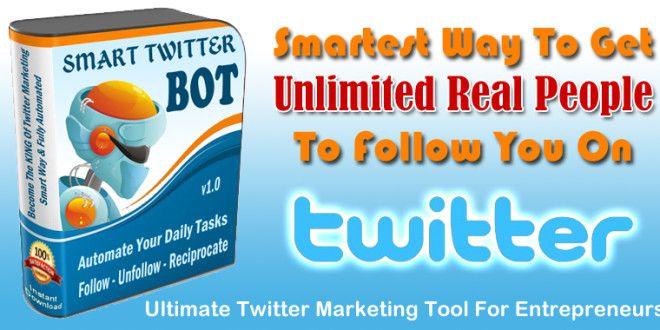 Smart Twitter Follow / Unfollow Bot   XABID