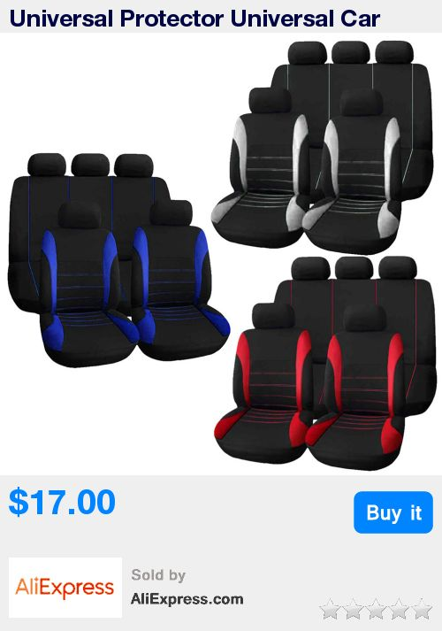 Universal Protector Universal Car Black Seat Cushion mat one front car seat cover Anti Slip car cover for car suv * Pub Date: 04:41 Jul 9 2017