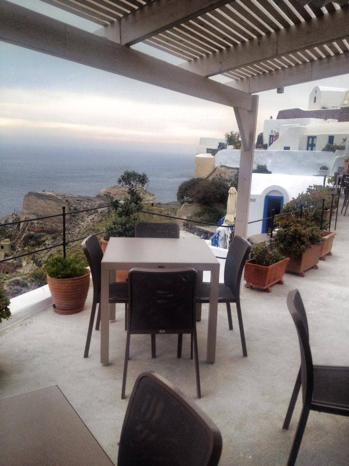 The #view of #Esperas new #restaurant !