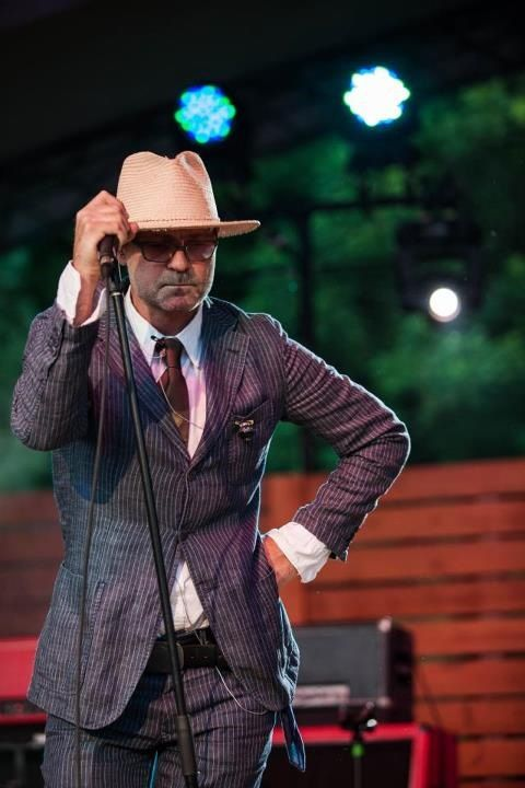 Gord Downie in all his epic coolness