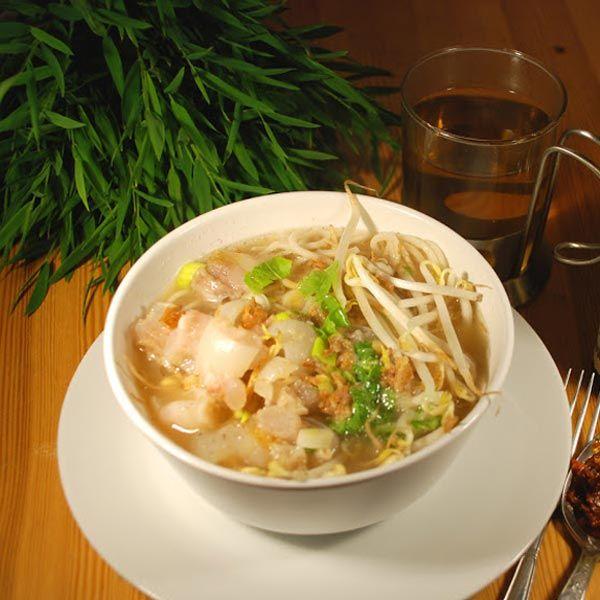 Mie Kocok, Bandung, West Java – Indonesian Noodle Dish