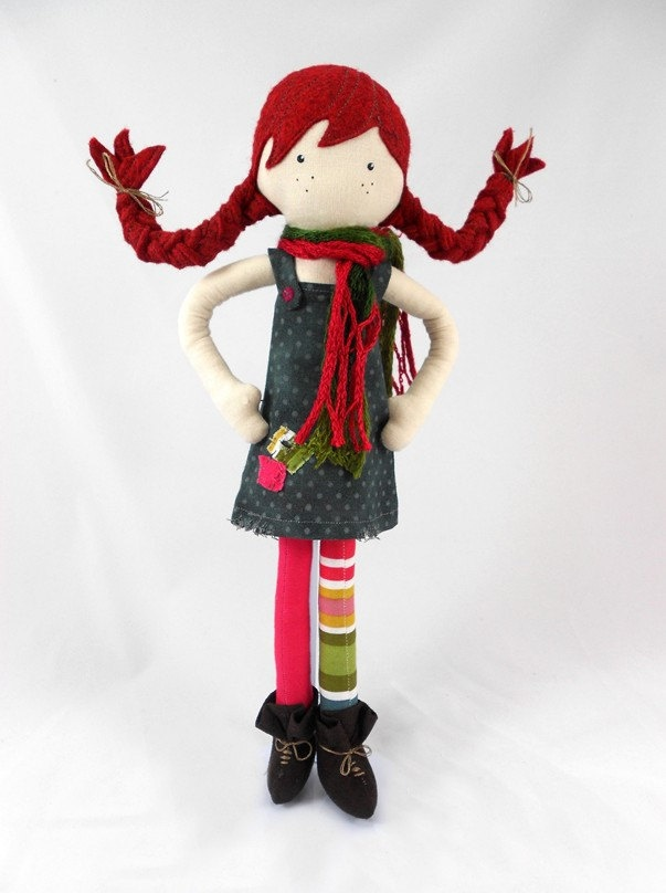 Pippi - Pretty Poppet Doll
