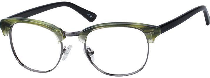 56336343ae3 Bildergebnis für browline glasses green