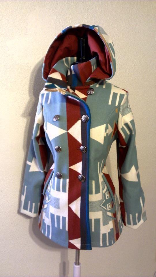 Shane Watson Designed pendleton jacket sick yo