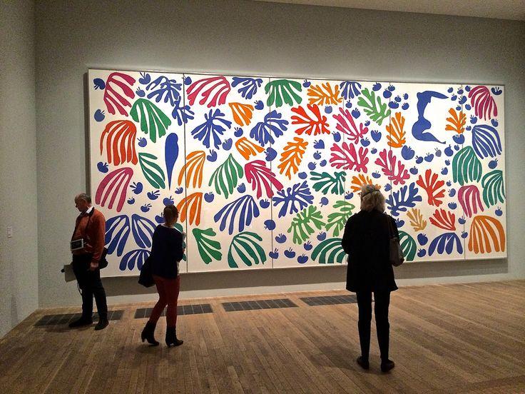 Henri Matisse:  The Cut-outs at Tate Modern