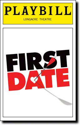 First Date    Longacre Theatre    September 24, 2013