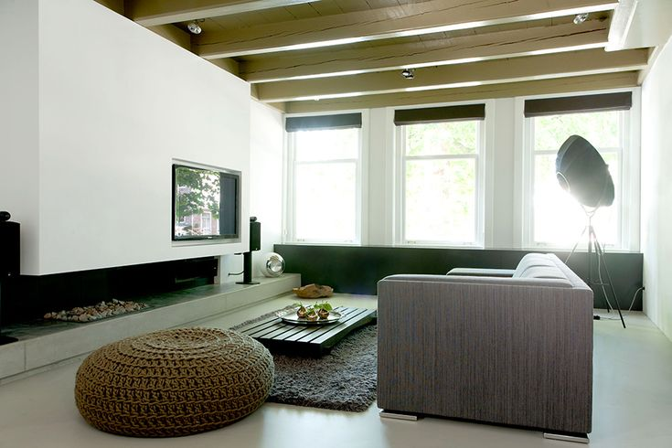 Historic Canal House and Office in Utrecht by Remy Meijers - http://freshome.com/2013/07/14/historic-canal-house-and-office-in-utrecht-by-remy-meijers/