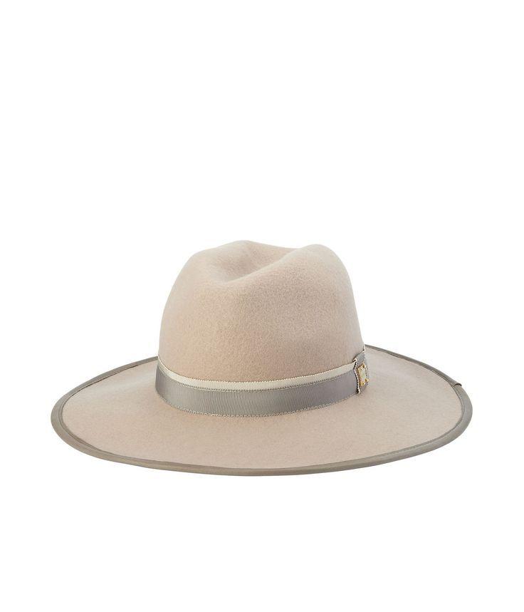 Luxe Wool Hat in Tan  c71148574c6