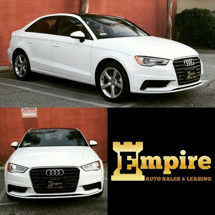 Congratulations Dear Melanie on your Brand New Audi A3. Drive safe and thank you for your loyalty.  #empireauto #new #car #lease #purchase #finance #refinance #newcarlease #newcarfinance #leasingcompany #customerservice #GlenoaksBlvd #glendale #brokerage #autobrokersales #autobroker #autobrokers #wholesaler #freeoilchange #freemaintanance #201audia3