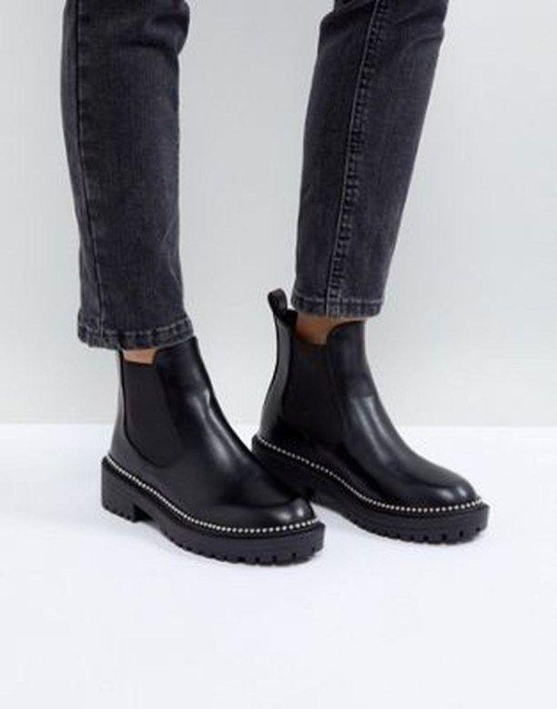 Winteroutfits Boots Chelsea Ideen Gemütliche 36 sQtdxohrCB