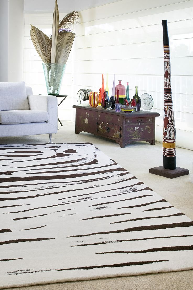 Body Paint by minnie pwerie - Rug Collections - Designer Rugs - Premium Handmade  rugs by Australia's leading rug company
