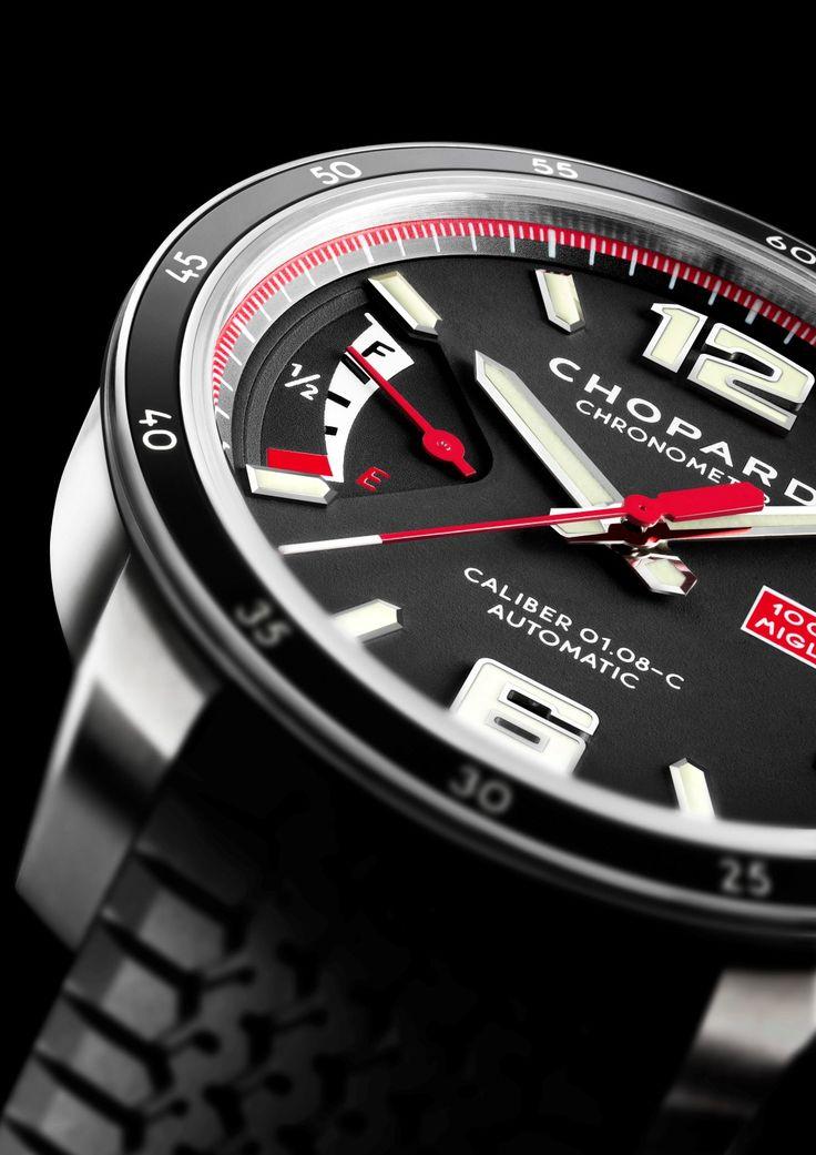 Chopard Mille Miglia GTS Power Control detalle
