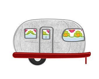 The 25 Best Camper Clipart Ideas On Pinterest
