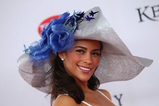 kentucky derby hats on women | Kentucky Derby Hats Latest News, Photos and Videos | POPSUGAR Style ...