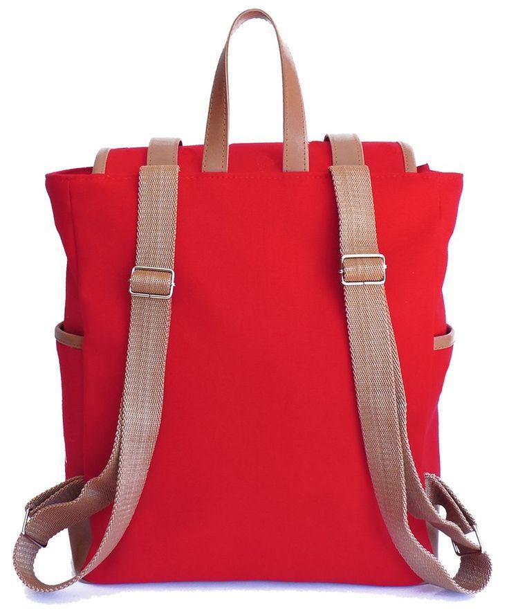 Mochila Baguet Roja - comprar online
