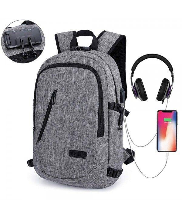 HITOP Laptop Backpack Bookbags Anti Theft Waterproof Cute School Bag with USB...