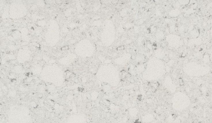 Quartz countertops Silestone  Bianco River  home
