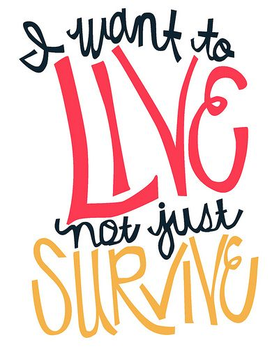 Live. Thrive!