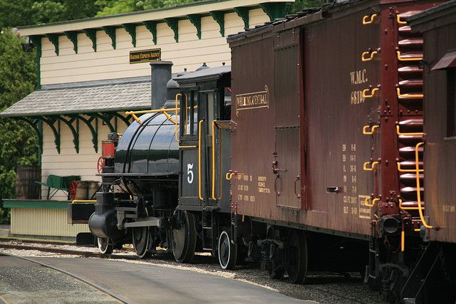 Experience New Hampshire Scenic Railroads this Summer | The Inn On Golden Pond | Squam Lake, NH
