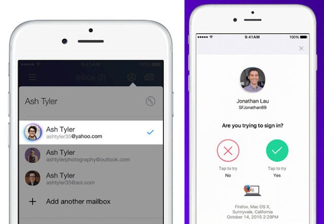 Yahoo Mail actualiza su app móvil y agrega una herramienta para ingresar sin contraseña   También se mejoró la búsqueda de mensajes adjuntos y contactos; además profundiza la integración con Facebook Twitter y LinkedIn.  Yahoo Mail se actualizó en iOS y Android. La aplicación móvil del gestor de correos de Yahoo agrega una serie de mejoras además de un administrador que permite ingresar a la cuenta sin la necesidad de ingresar una contraseña.  Por un lado se perfeccionó la búsqueda de…