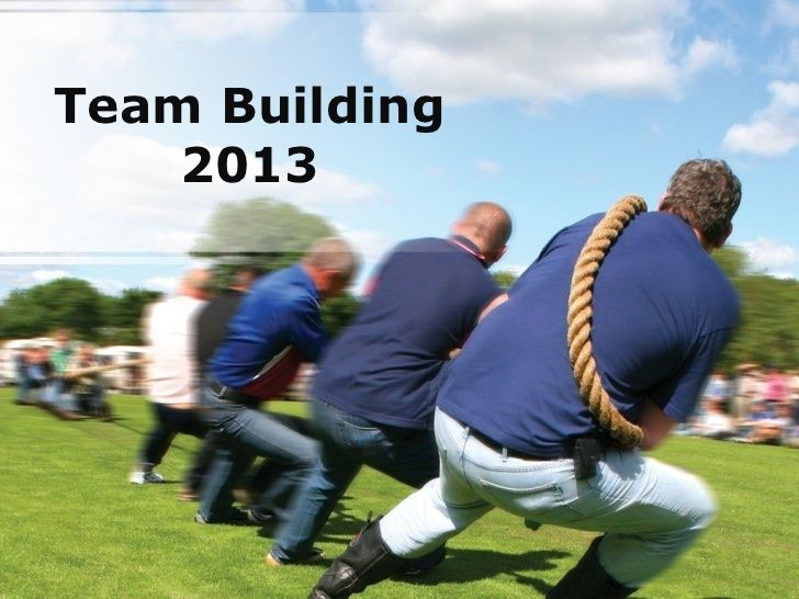 Team Building PowerPoint PPT Content Modern Sample by Andrew Schwartz via slideshare