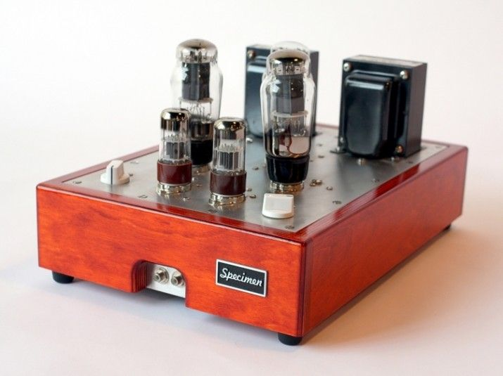 Single Ended Stereo Hi Fi Tube Amplifier Hi Fi Tube Amps