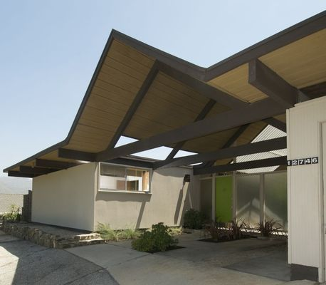 17 best images about eichler paint color ideas on for Eichler homes for sale