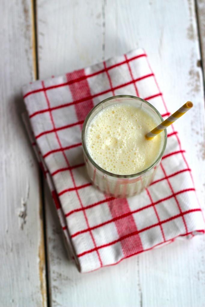 Ananas smoothie - Lekker en Simpel