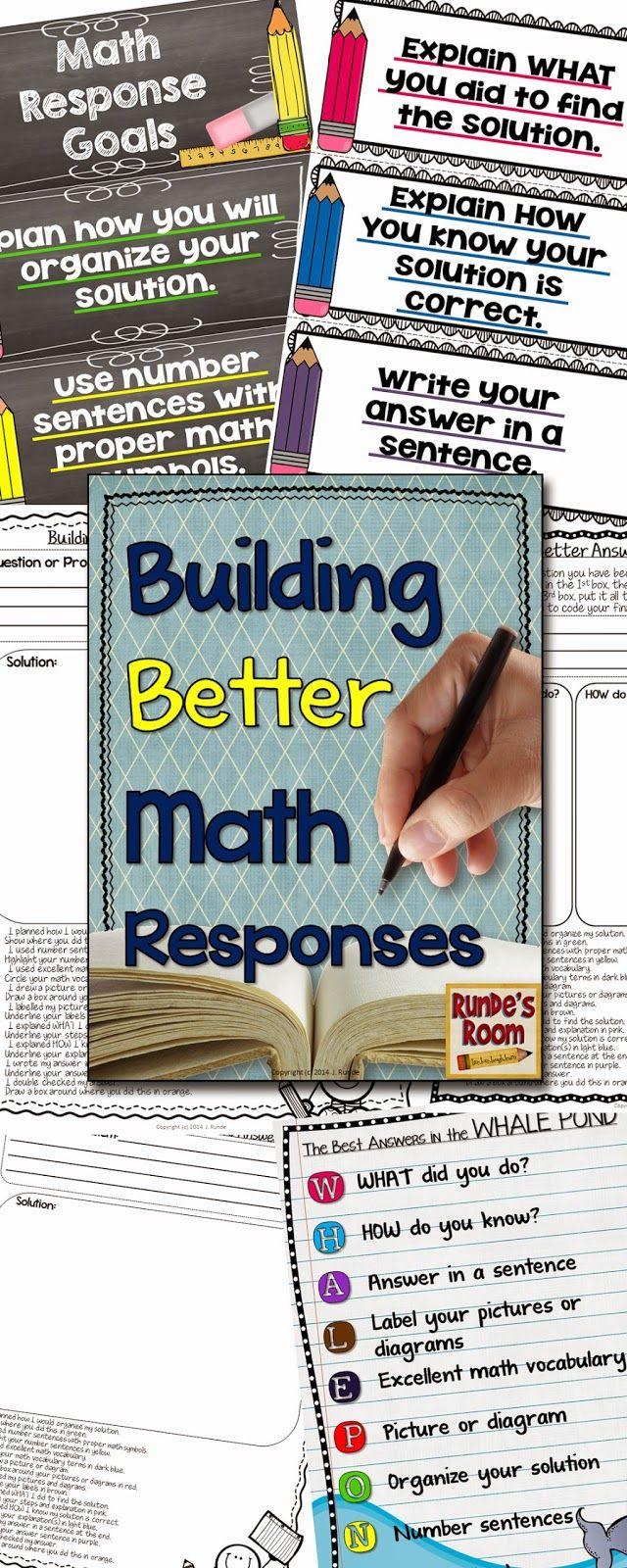 440 best Math Ideas images on Pinterest   Teaching math, School and ...