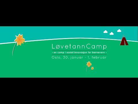 Løvetanncamp | en camp i sosial innovasjon for barnevern