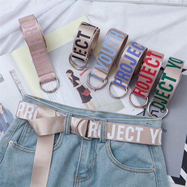 11 98 خصم 18 أحزمة نسائية كاجوال من الكانافا أحزمة نسائية عصرية مصنوعة من قماش الكانافا أحزمة بنطل Trousers Women Womens Trouser Jeans Belts For Women