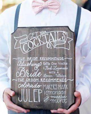 {Wedding Week} Typeface Tuesday, Wedding Edition