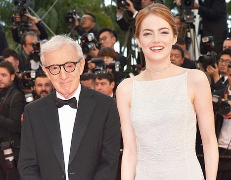 "Woody Allen Says Emma Stone Has ""Really Got It All"" - Us Weekly"