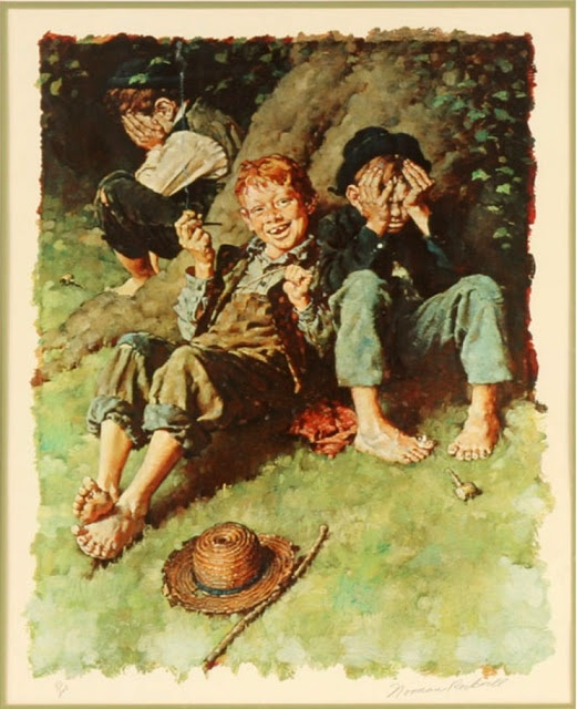 essay on the adventure of tom sawyer 1 analyze the relationship between tom and huck finn, paying close attention to their trip to the graveyard and their hunt for treasure 2 analyze tom's relationship to the other boys his age, paying close attention to the whitewashing scene and the scenes at school 3 discuss how twain uses .