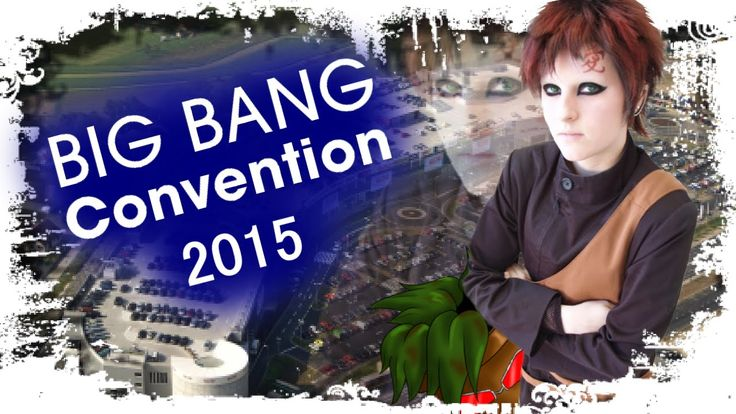 CMV // Cosplay Anime Manga Convention // BBC Big Bang Convention 2015 in Wels, Austria.