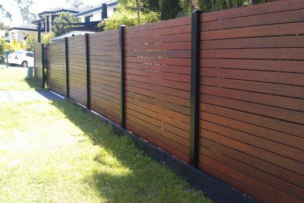 Is there a fence that I can use for my garden or backyard that would last without tons of maintenance? Is there a good stain or some kind of fences that would maintain the original color? Wood plastic composite fences are made of WPC that look like wood and require minimal care.