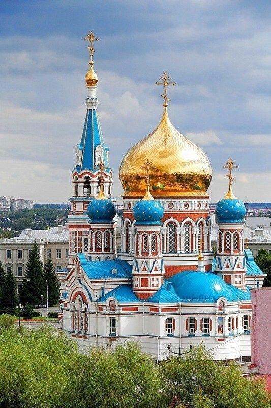 Catedral de la Dormición Rusia
