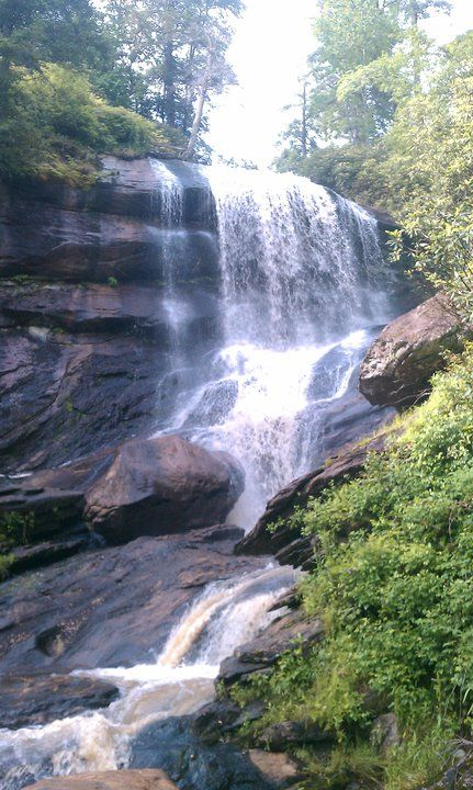 They don't call Brevard the Land of Waterfalls for nothing!