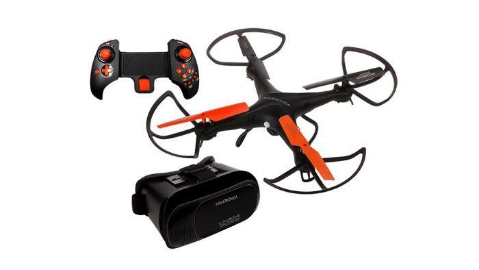 10 drones RC para regalarles a los niños