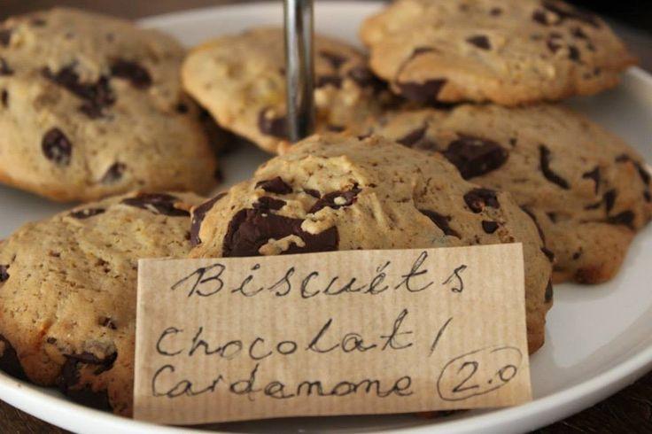 Homemade chocolate cookies: #Peck47 - Urban Hypsteria