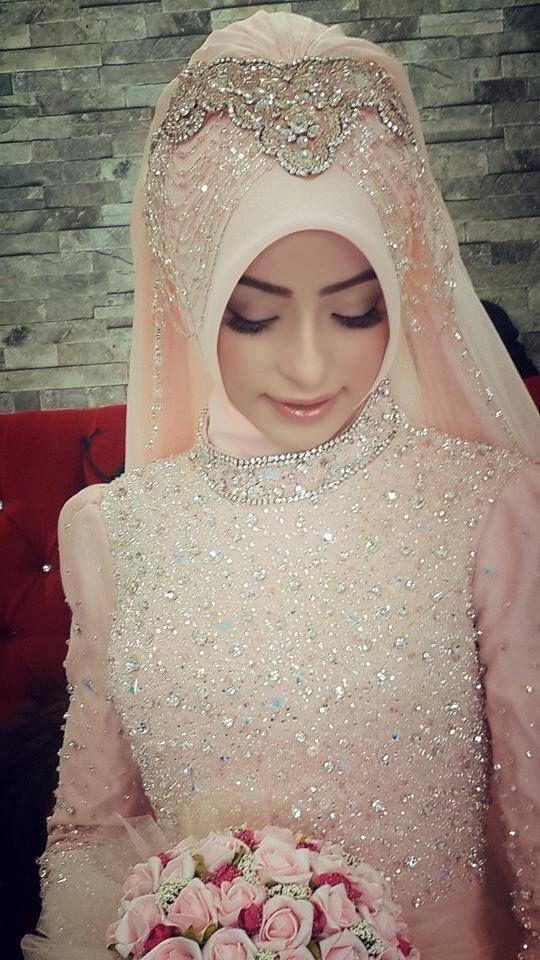 ♥ Muslimah inspiration hijab #muslimah bride