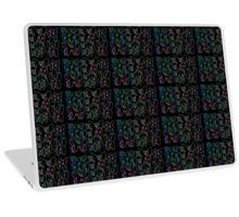 Butterflies at Night: Laptop Skin - you can purchase this item on  Redbubble
