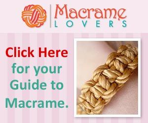 Rerverse Lark's Head Knot-Preview of New Macrame Knot Illustrations Coming Soon | Macrame Lovers Blog