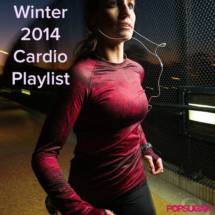 Keep your Winter cardio workouts feeling fresh and fun with this pop-filled playlist.