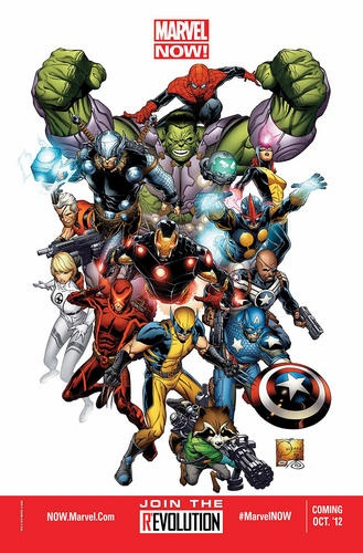 Look What's Happening (Marvel) NOW! - Comic Book Resources