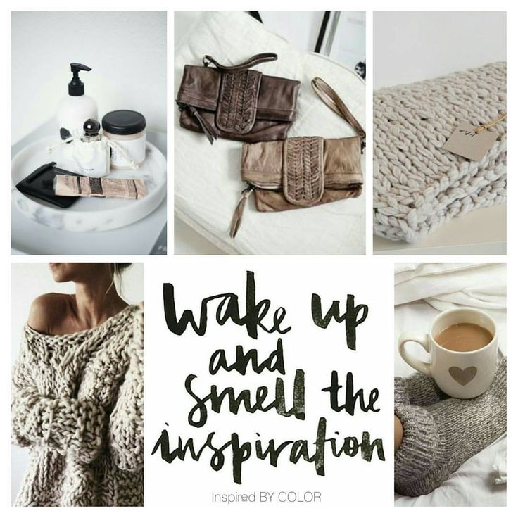 Wake up and smell the inspiration #lifestyle #interior #fashion #inspiration #inspire #moodboard #wakeup #smell