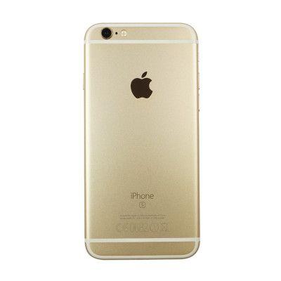 "Apple iPhone 6s 32GB Gold [11,9cm (4,7\"") Retina Display, iOS 10, A9 CPU, 12 MP Kamera, 3D-Touch]"