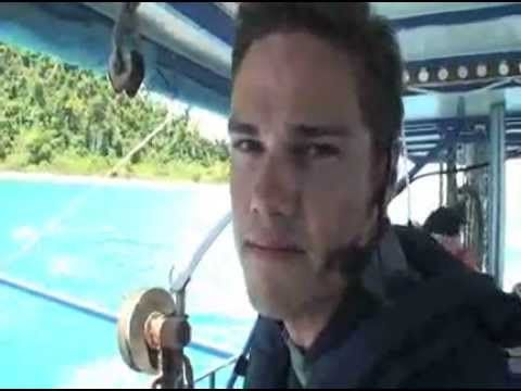 A day in the life of Jay Ryan on Sea Patrol 3