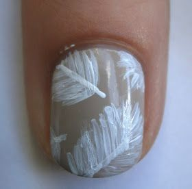 Feather Nails Tutorial