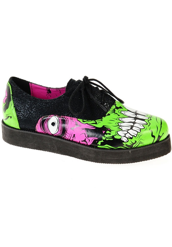 Iron Fist Zombie Stomper Creepers